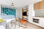Фото 8 Кухня в скандинавском стиле: 80 интерьеров для тех, кто предпочитает минимализм и бескомпромиссный комфорт