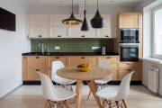 Фото 11 Кухня в скандинавском стиле: 80 интерьеров для тех, кто предпочитает минимализм и бескомпромиссный комфорт