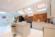 Фото 13 Кухня в скандинавском стиле: 80 интерьеров для тех, кто предпочитает минимализм и бескомпромиссный комфорт
