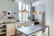 Фото 15 Кухня в скандинавском стиле: 80 интерьеров для тех, кто предпочитает минимализм и бескомпромиссный комфорт