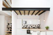 Фото 20 Кухня в скандинавском стиле: 80 интерьеров для тех, кто предпочитает минимализм и бескомпромиссный комфорт