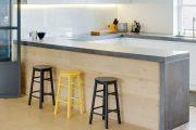 Фото 22 Кухня в скандинавском стиле: 80 интерьеров для тех, кто предпочитает минимализм и бескомпромиссный комфорт