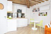 Фото 32 Кухня в скандинавском стиле: 80 интерьеров для тех, кто предпочитает минимализм и бескомпромиссный комфорт