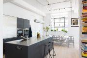 Фото 33 Кухня в скандинавском стиле: 80 интерьеров для тех, кто предпочитает минимализм и бескомпромиссный комфорт