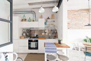 Фото 36 Кухня в скандинавском стиле: 80 интерьеров для тех, кто предпочитает минимализм и бескомпромиссный комфорт