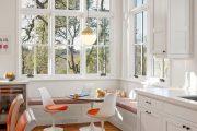 Фото 6 Объединение балкона с кухней: этапы перепланировки и 70 наиболее комфортных реализаций