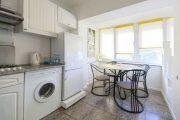 Фото 10 Объединение балкона с кухней: этапы перепланировки и 70 наиболее комфортных реализаций
