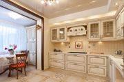 Фото 20 Объединение балкона с кухней: этапы перепланировки и 70 наиболее комфортных реализаций