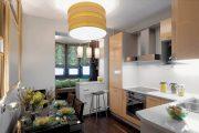 Фото 29 Объединение балкона с кухней: этапы перепланировки и 70 наиболее комфортных реализаций