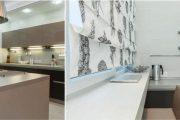 Фото 32 Объединение балкона с кухней: этапы перепланировки и 70 наиболее комфортных реализаций