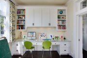 Фото 6 Мебель для школьника: рекомендации по выбору и 75+ вдохновляющих идей для обустройства детской комнаты