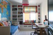 Фото 43 Мебель для школьника: рекомендации по выбору и 75+ вдохновляющих идей для обустройства детской комнаты