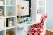 Фото 7 Мебель для школьника: рекомендации по выбору и 75+ вдохновляющих идей для обустройства детской комнаты