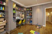 Фото 9 Мебель для школьника: рекомендации по выбору и 75+ вдохновляющих идей для обустройства детской комнаты