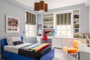 Фото 11 Мебель для школьника: 120+ фото вдохновляющих идей для идеальной детской комнаты