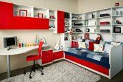 Фото 18 Мебель для школьника: рекомендации по выбору и 75+ вдохновляющих идей для обустройства детской комнаты