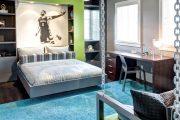 Фото 19 Мебель для школьника: рекомендации по выбору и 75+ вдохновляющих идей для обустройства детской комнаты