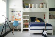 Фото 39 Мебель для школьника: 120+ фото вдохновляющих идей для идеальной детской комнаты