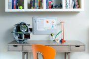 Фото 41 Мебель для школьника: 120+ фото вдохновляющих идей для идеальной детской комнаты