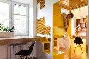 Фото 8 Выбираем мебель-трансформер для квартиры: обзор самых комфортных и функциональных решений