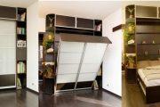 Фото 18 Выбираем мебель-трансформер для квартиры: обзор самых комфортных и функциональных решений