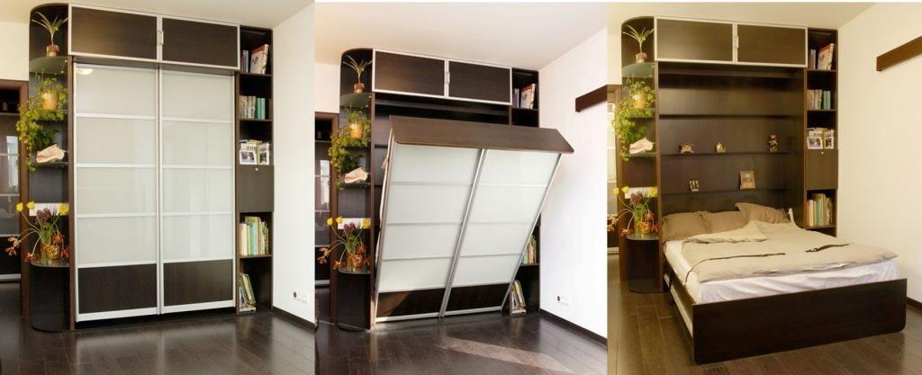 Мебель-трансформер: 70 лучших идей для малогабаритной кварти.
