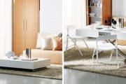 Фото 20 Выбираем мебель-трансформер для квартиры: обзор самых комфортных и функциональных решений