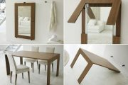 Фото 22 Выбираем мебель-трансформер для квартиры: обзор самых комфортных и функциональных решений