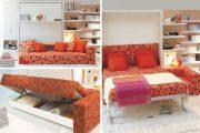 Фото 24 Выбираем мебель-трансформер для квартиры: обзор самых комфортных и функциональных решений