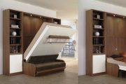 Фото 26 Выбираем мебель-трансформер для квартиры: обзор самых комфортных и функциональных решений