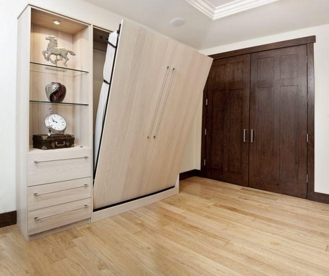 Стильный шкаф-кровать от IKEA