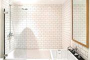 Фото 47 Дизайн небольшой ванной: как использовать пространство и 80+ функционально продуманных интерьеров