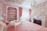 Фото 1 Обои в стиле прованс: 75+ воплощений французского шика и очарования в интерьере