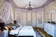 Фото 29 Обои в стиле прованс: 75+ воплощений французского шика и очарования в интерьере