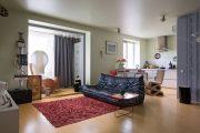 Фото 21 Дизайн однокомнатной квартиры: как оптимально использовать каждый метр и 80 лучших современных интерьеров