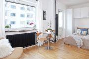 Фото 26 Дизайн однокомнатной квартиры: как оптимально использовать каждый метр и 80 лучших современных интерьеров