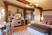 Фото 30 Дизайн однокомнатной квартиры: как оптимально использовать каждый метр и 80 лучших современных интерьеров