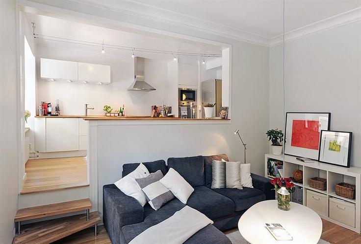 Как из квартиры студии сделать однокомнатную квартиру 270