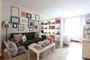 Фото 6 Современный дизайн однокомнатной квартиры 40 кв. метров: идеи зонирования и 80+ фото стильных проектов