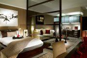 Фото 8 Современный дизайн однокомнатной квартиры 40 кв. метров: идеи зонирования и 80+ фото стильных проектов