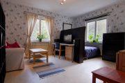 Фото 24 Современный дизайн однокомнатной квартиры 40 кв. метров: идеи зонирования и 80+ фото стильных проектов