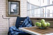Фото 33 Интерьер однокомнатной квартиры: все тонкости современного дизайна и 80+ фото стильных реализаций