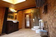 Фото 7 Отделка внутри деревянного дома: рекомендации по выбору материалов и 70 теплых и эстетичных решений