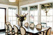 Фото 14 Отделка внутри деревянного дома: рекомендации по выбору материалов и 70 теплых и эстетичных решений
