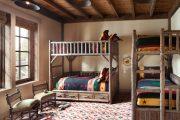 Фото 16 Отделка внутри деревянного дома: рекомендации по выбору материалов и 70 теплых и эстетичных решений