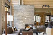 Фото 18 Отделка внутри деревянного дома: рекомендации по выбору материалов и 70 теплых и эстетичных решений