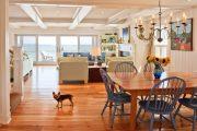 Фото 29 Отделка внутри деревянного дома: рекомендации по выбору материалов и 70 теплых и эстетичных решений