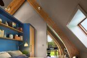 Фото 31 Отделка внутри деревянного дома: рекомендации по выбору материалов и 70 теплых и эстетичных решений