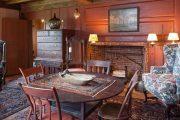 Фото 37 Отделка внутри деревянного дома: рекомендации по выбору материалов и 70 теплых и эстетичных решений