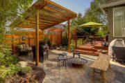 Фото 18 Патио на даче: советы по обустройству и 80 невероятно уютных идей своими руками